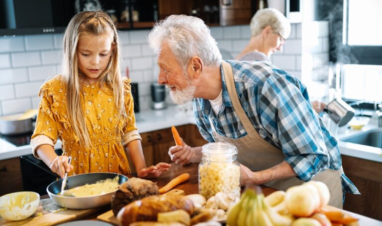 The perfect solution for your aging parent